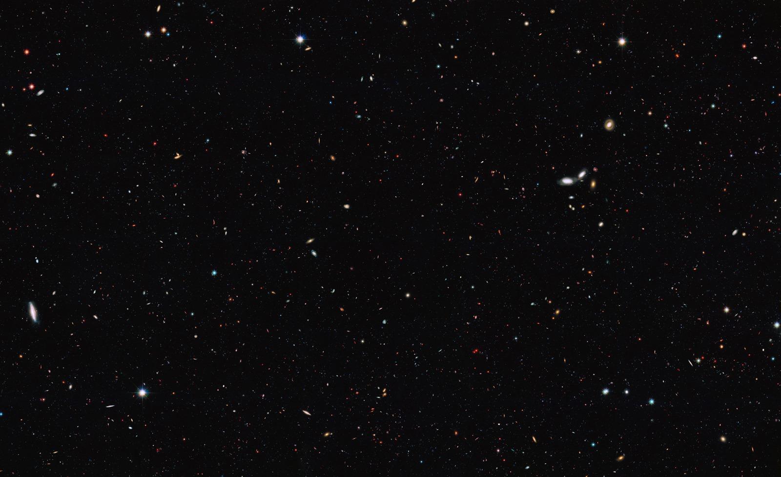 Il y a au moins 10 fois plus de galaxies dans l'univers observable que prévu