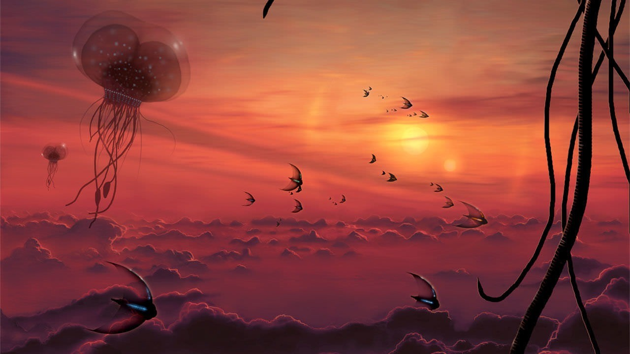 Des formes de vie pourraient très bien subsister dans l'atmosphère de certaines étoiles