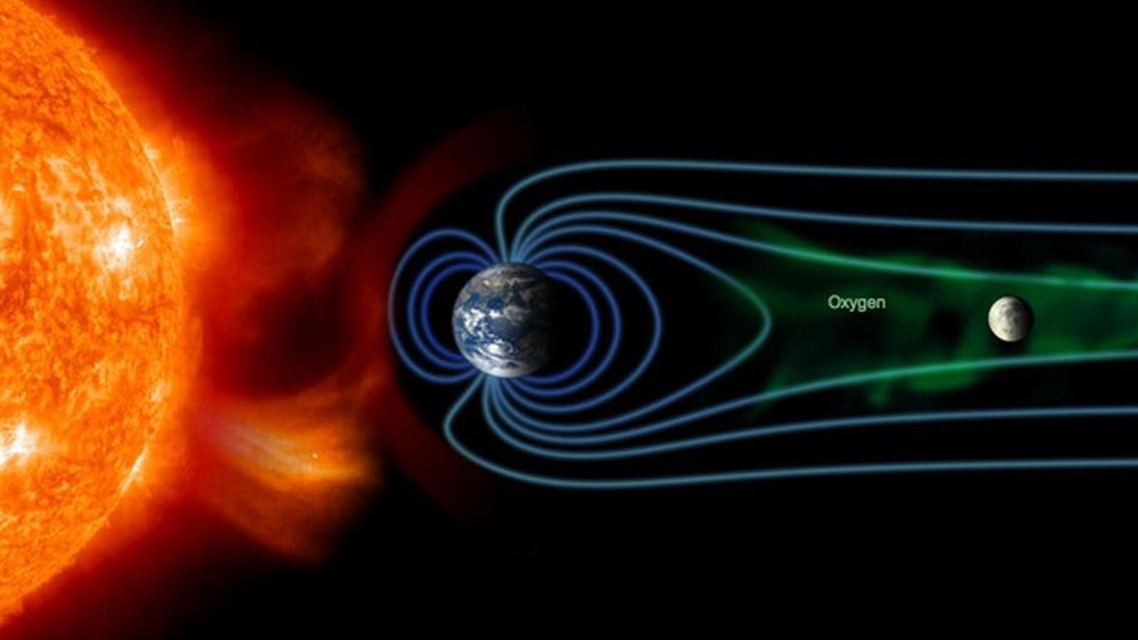 La Lune reçoit l'empreinte de l'histoire de notre atmosphère depuis des millions d'années