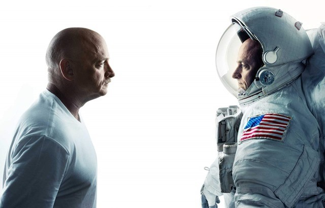 Scott Kelly-Mark Kelly
