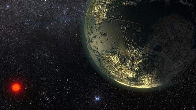 exoplanète candidate gj411