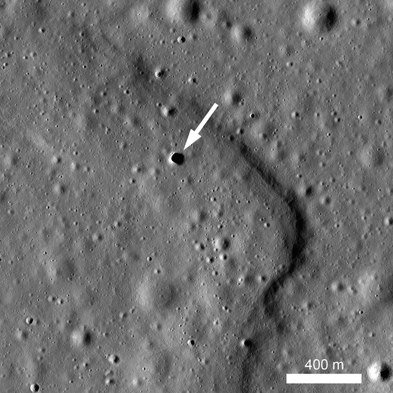 Les tunnels de lave lunaire se révèlent de plus en plus propices à une future colonisation humaine
