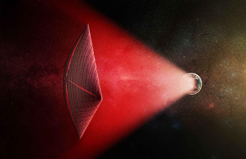 Et si les étranges flashs d'énergie détectés dans l'espace étaient produits par des extraterrestres pour pousser leurs vaisseaux