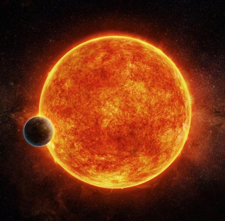 LHS 1140b : découverte d'une super-Terre ayant les qualités requises pour contenir de l'eau et la vie