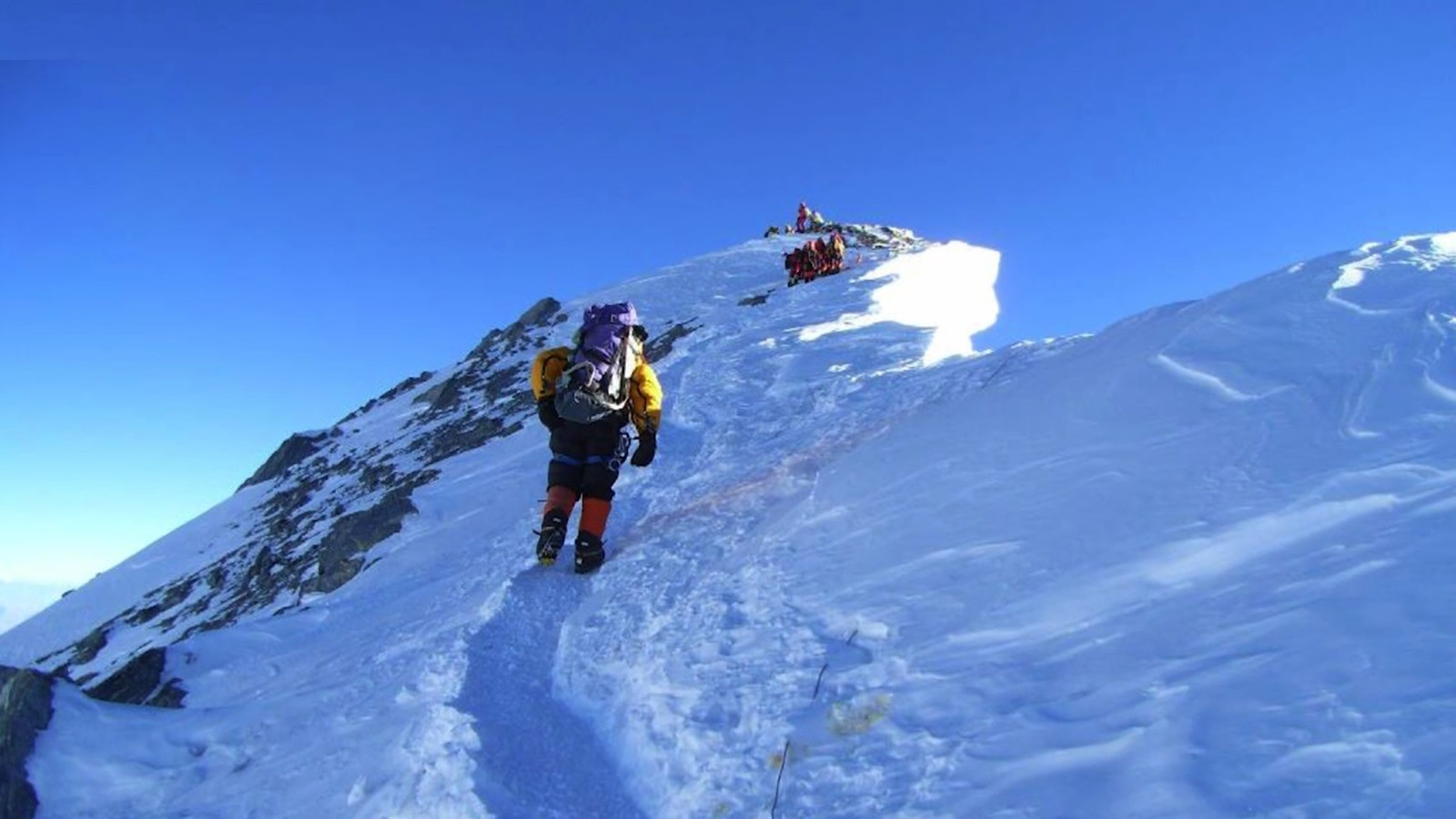 Comment les sherpas surmontent le manque d'oxygène rencontré sur l'Everest