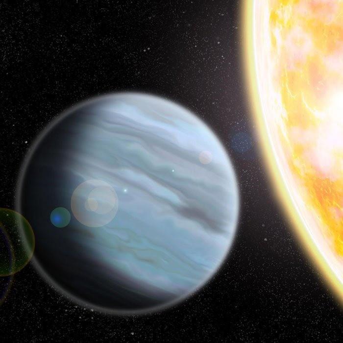Découverte d'une très grande planète mais aussi dense que du polystyrène
