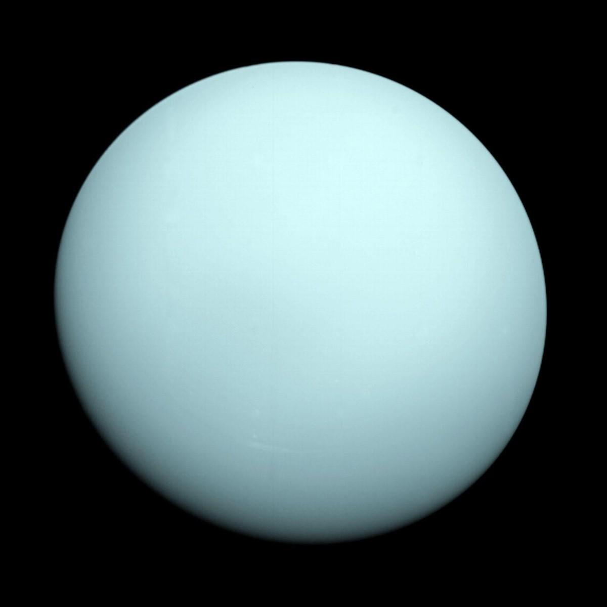 La magnétosphère d'Uranus s'ouvre et se ferme tous les jours
