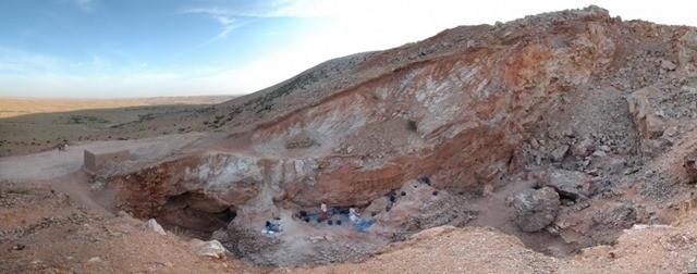 grotte-Jebel Irhoud