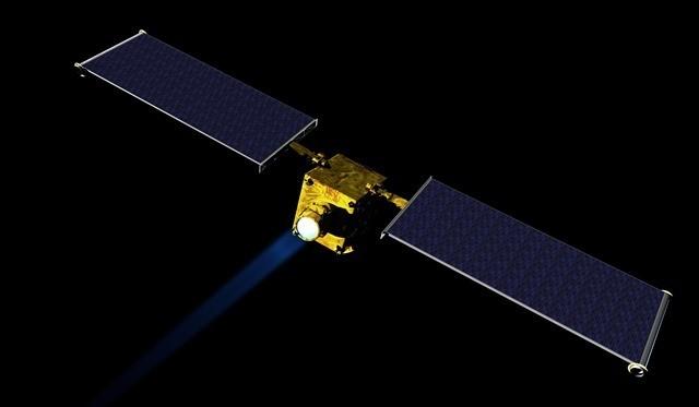 DART-satellite