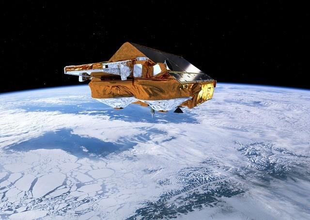 ESA_s_ice_mission