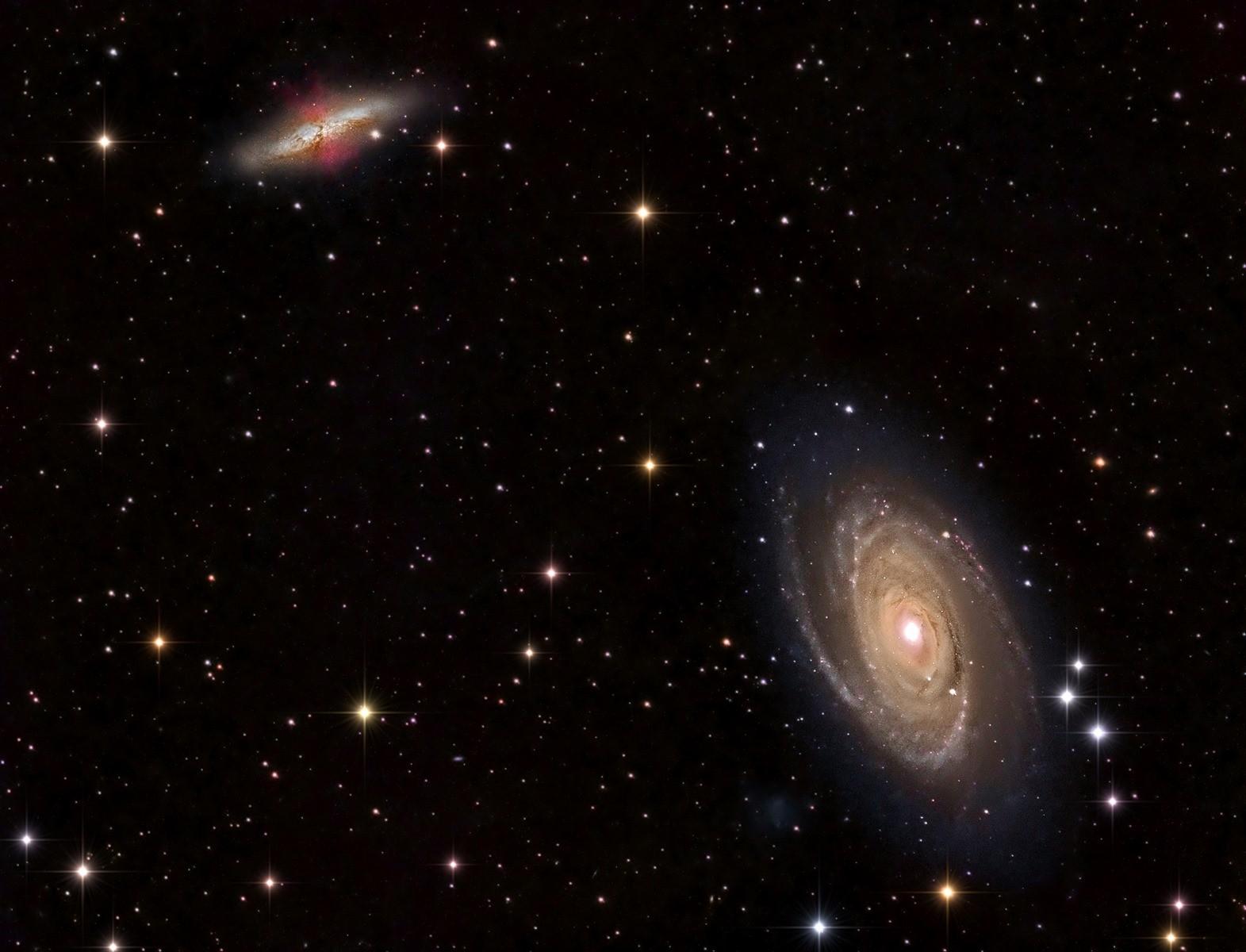 Vous êtes fait(es) de poussière d'étoiles… mais pas que de cette galaxie