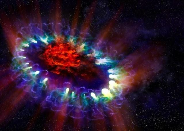 RA Restes supernova 17