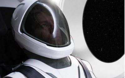 Premier aperçu de la combinaison spatiale de SpaceX
