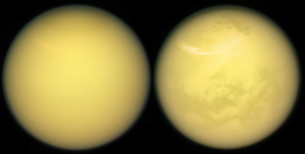 La plus grande lune de Saturne, Titan, a plus en commun avec la Terre que nous l'estimions