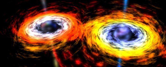 Fusion de trous noirs : nouvelle détection d'ondes gravitationnelle et cette fois-ci on sait d'où elles proviennent