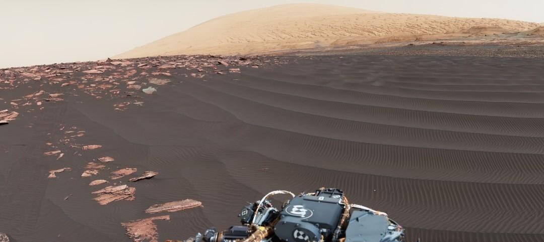 L'astromobile Curiosity a découvert un élément qui rajoute du poids à la possible existence d'une vie passée sur Mars