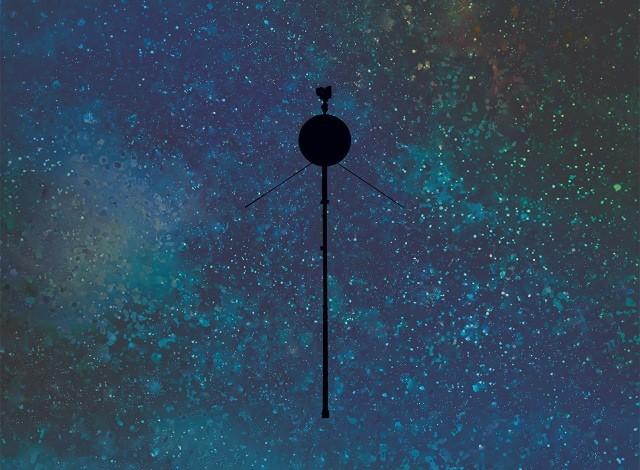 De magnifiques affiches pour fêter les 40 ans de la mission spatiale toujours en cours : Voyager