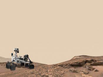 Une promenade en réalité virtuelle sur Mars