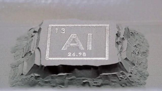 aluminum-imprim 3D