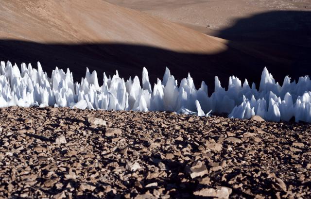 penitents de glace