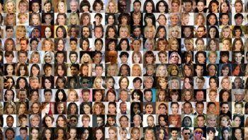 Des célébrités imaginaires générées par une intelligence artificielle