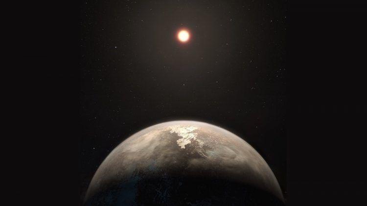 Découverte d'une planète de la taille de la Terre accompagnée d'une paisible étoile à 2 pas cosmiques de chez nous