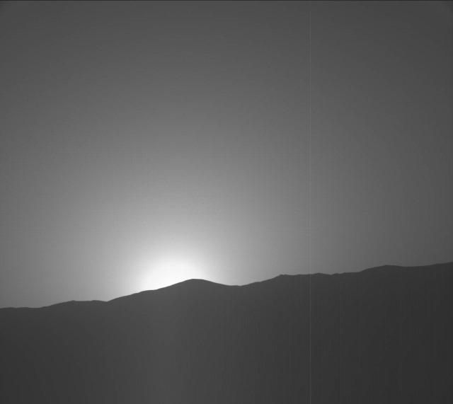 Coucher Sol Curiosity 17