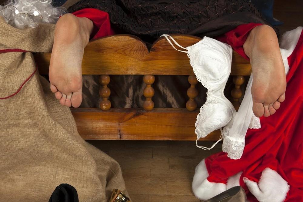 C'est Noël qui pousse l'humain à s'accoupler en cette saison… avec pléthore de bébés 9 mois plus tard