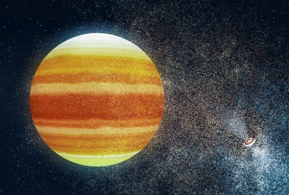Des planètes habitables pourraient exister autour des tumultueux pulsars