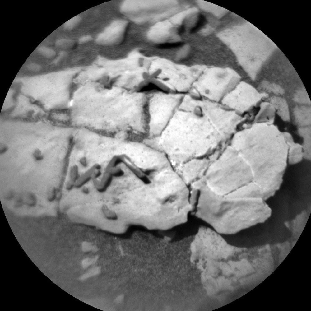 Curiosity Struct foss 3-18
