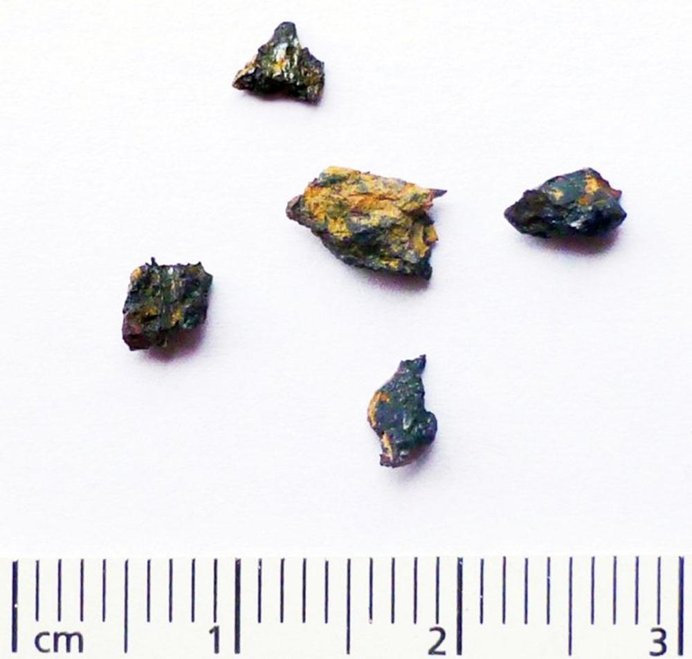 Les composants de cette pierre extraterrestre ne se trouvent nulle part dans notre système solaire