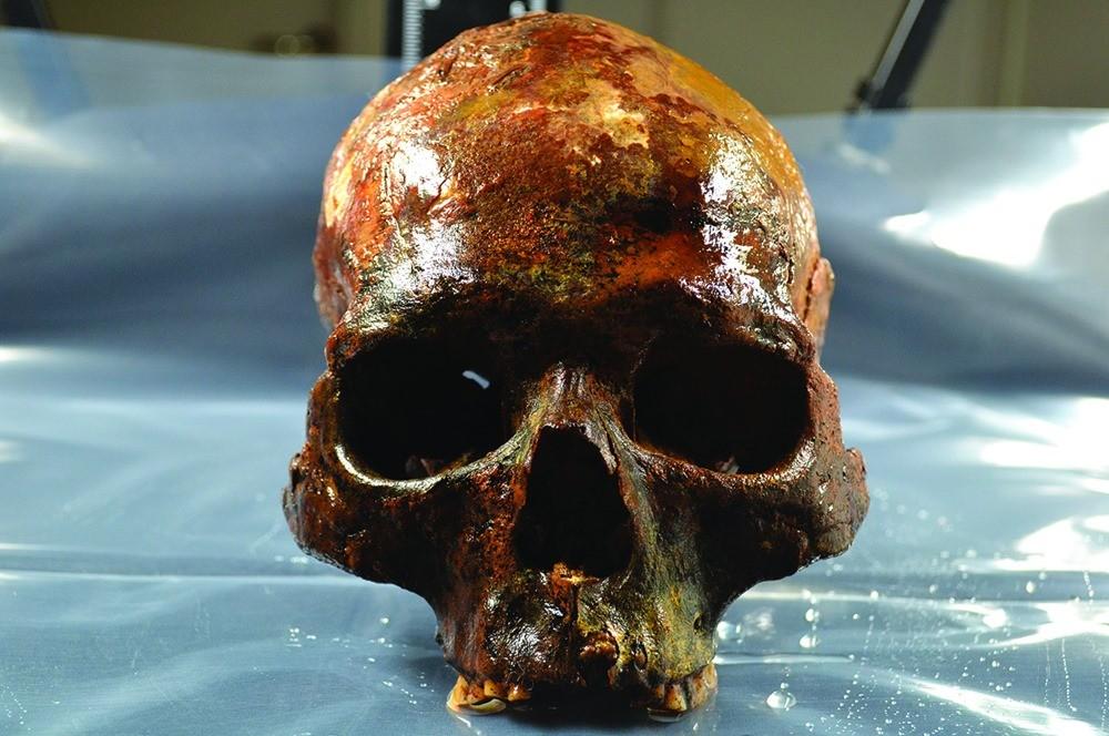 Il y a 8000 ans, en Suède, des crânes humains ont été empalés sur des pieux et personne ne sait pourquoi
