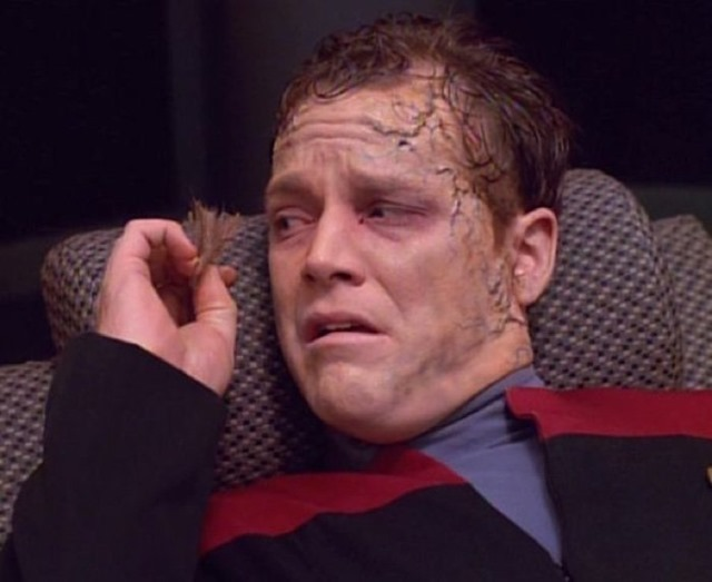 Il a écrit une fausse étude basée sur le pire épisode de Star Trek et elle a été publiée dans une revue scientifique